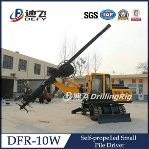 360 Degrees Rotation Piling Machine for Building Construction pictures & photos
