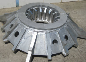 Welding Fabrication-Cutting-Bending and Stamping Parts pictures & photos