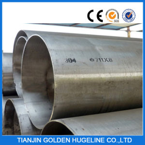 304 316 316L Stainless Welded Steel Pipe pictures & photos