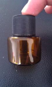 Mini Amber Tubular Glass Bottle for Pharma Packing pictures & photos