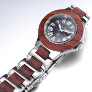 New Style Men′s Wooden Watch Bamboo Wrist Watch pictures & photos