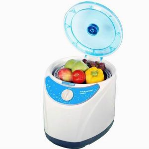 Food Ozone Generator Sterilizer, Fruits and Vegetable Purifier pictures & photos