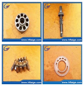 Leakage Free Standard Rexroth Replacement Motor Parts