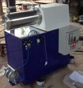 Horizontal Sand Mill for Pigment (Pin Type) pictures & photos