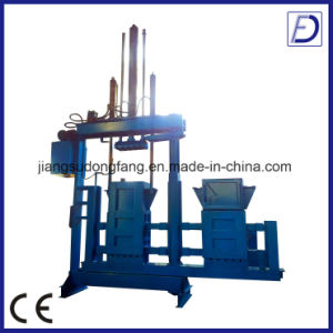 Y82t-40m Vertical Waste Plastic Baling Machine pictures & photos
