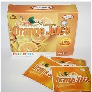Leisure 18 Slimming Orange Juice, Natural Slimming Coffee for Women