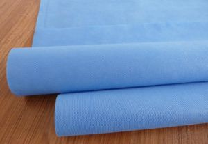 PP Nonwoven Fabrics for Disposable Surgical Gown pictures & photos