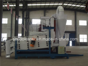 Mobile Grain Cereal Seed Wheat Barley Grain Cleaning Machine pictures & photos