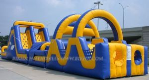 Inflatable Obstacle Course, Amusement Equipment, Inflatable Games for Adults/Kids/Children (B5003) pictures & photos