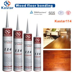 Good Quality PU Sealant Bonding Wood Flooring System to Concrete pictures & photos
