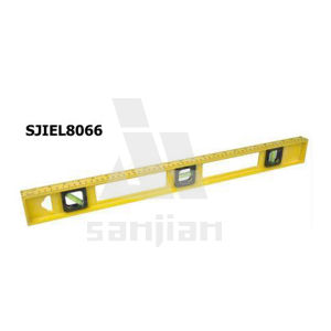 Sjie8066 Aluminium Frame Bubble Spirit Level pictures & photos