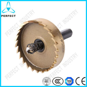 HSS Hole Saw for Drilling Metal pictures & photos