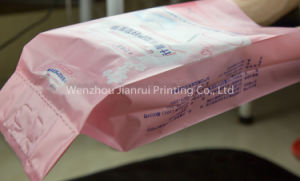 Wet Tissue Bag/Tissue Packaging/Wet Tissue Bag with Self Adhesive