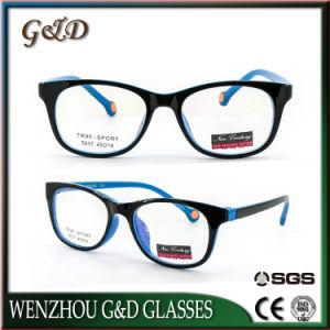 Popular New Design Tr90 Eyewear Eyeglass Kids Frames Optical Glasses Frame 5637 pictures & photos