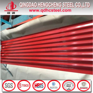 Customized Color Anti Corrosion Roof Sheet pictures & photos