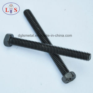 Hexagonal Head Bolt/Cross Recessed Hexagonal Head Machine Screw pictures & photos