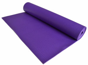 High Quality Eco Friendly Non Slip PVC Foam Yoga Mat pictures & photos