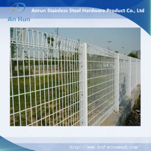 Galvanized Roll Top Fencing (Garden fence) pictures & photos