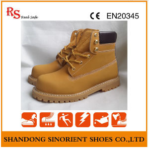 Baotou Steel Toe Oil Resistant Industrial Shoes Safety Shoes pictures & photos
