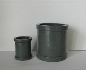 Plastic Coupling (PVC Pressure Fitting)
