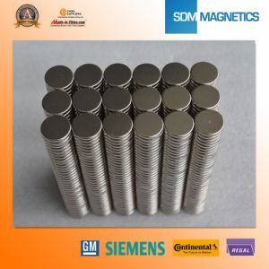 Super Permanent Neodymium Motor Magnets Passed Ts 16949 pictures & photos