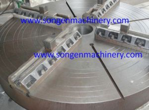 Customized Large-Diameter Heavy Lathe Chucks/Faceplates pictures & photos