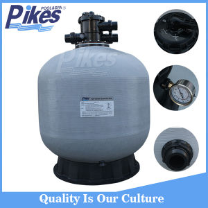 High Filtration Accuracy Top Mount Fiberglass Pool Sand Filter pictures & photos