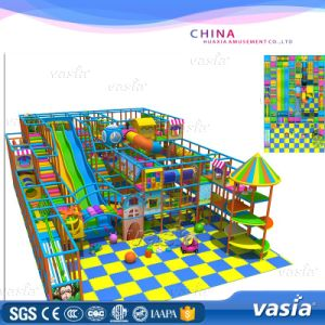 New Children Indoor Playground Equipment with Soft Ball pictures & photos
