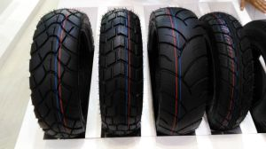 100/90-17, 110/80-17, 100/90-18 Dual Sport Motorcycle Tubeless Tire/Tyre Front/Rear pictures & photos