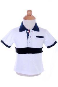 100% Cotton Polo Boys Mesh T-Shirt Children Clothes