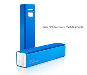 Power Bank for Mobile Phone Porable Battery Charger 2200mAh (MBP803) pictures & photos