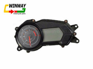 Ww-7252 Bajaj Plusar Motorcycle Speedometer, 12V pictures & photos