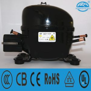 Electric Refrigerator Compressor (QD110Y) for Household Use pictures & photos