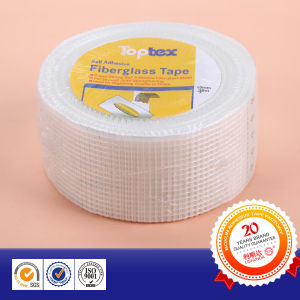 Hot! ! ! High Quality Anti Alkaline Fiberglass Self-Adhesive Mesh Tape pictures & photos