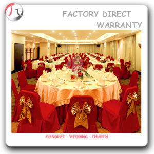 Modern Wholesale Banquet Hall Fabric Table Cloth (TC-01) pictures & photos