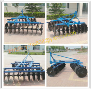Agricultural Tools 18 Discs Heavy Disc Harrow for Yto Tractor pictures & photos