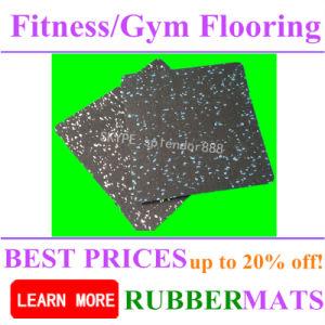 Interlock Gym Exercise Industrial Flooring Mats Rolls Rubber Mat pictures & photos