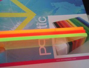 Semi Transparent Cast Acrylic Plastic Sheet pictures & photos