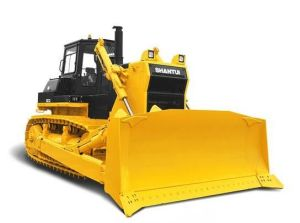 Hydraulic Drive System Shantui Bulldozer SD32 Hydraulic Control Technology pictures & photos