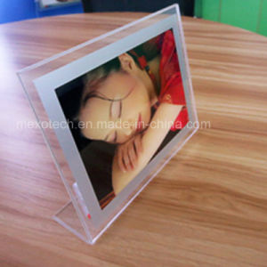 Desktop Acrylic LED Backlit Pictures Holder Frame Light Box pictures & photos