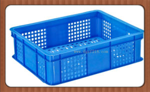 Eco-Friendly Plastic Storage Baskets for Seafood, Vegetable pictures & photos