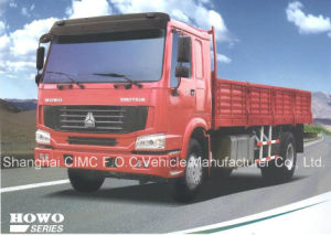 Supply Sinotruk HOWO 4X2 Lorry with Lowest Price pictures & photos