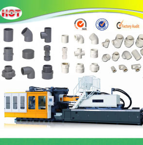 PVC Pipe Fitting Extruder Making Machine pictures & photos