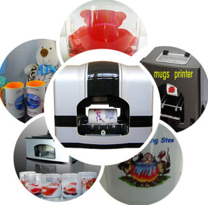 Mug Printer/Mug Heat Transfer Printer/3D Mug Printer/Digital Inkjet Ceramic Mug Crystal Pen Cup Printer (UN-SO-MN101E) pictures & photos