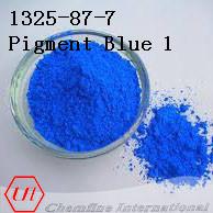 Pigment & Dyestuff [1325-87-7] Pigment Blue 1 pictures & photos