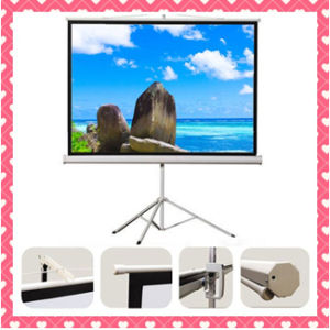 Tripod Projector Screen Stand Projection Screen