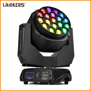 Big Eye- L10 Rotation RGBW Osram LED Moving Head Light