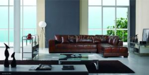 Living Room Genuine Leather Sofa (BO3810) pictures & photos