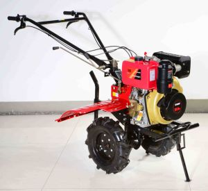 5HP CE Approved High Quality Diesel Rotary Cultivator (1WG4.0C-1) pictures & photos