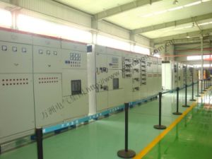 Under 600V Low Voltage Electric Distribution Cabinet